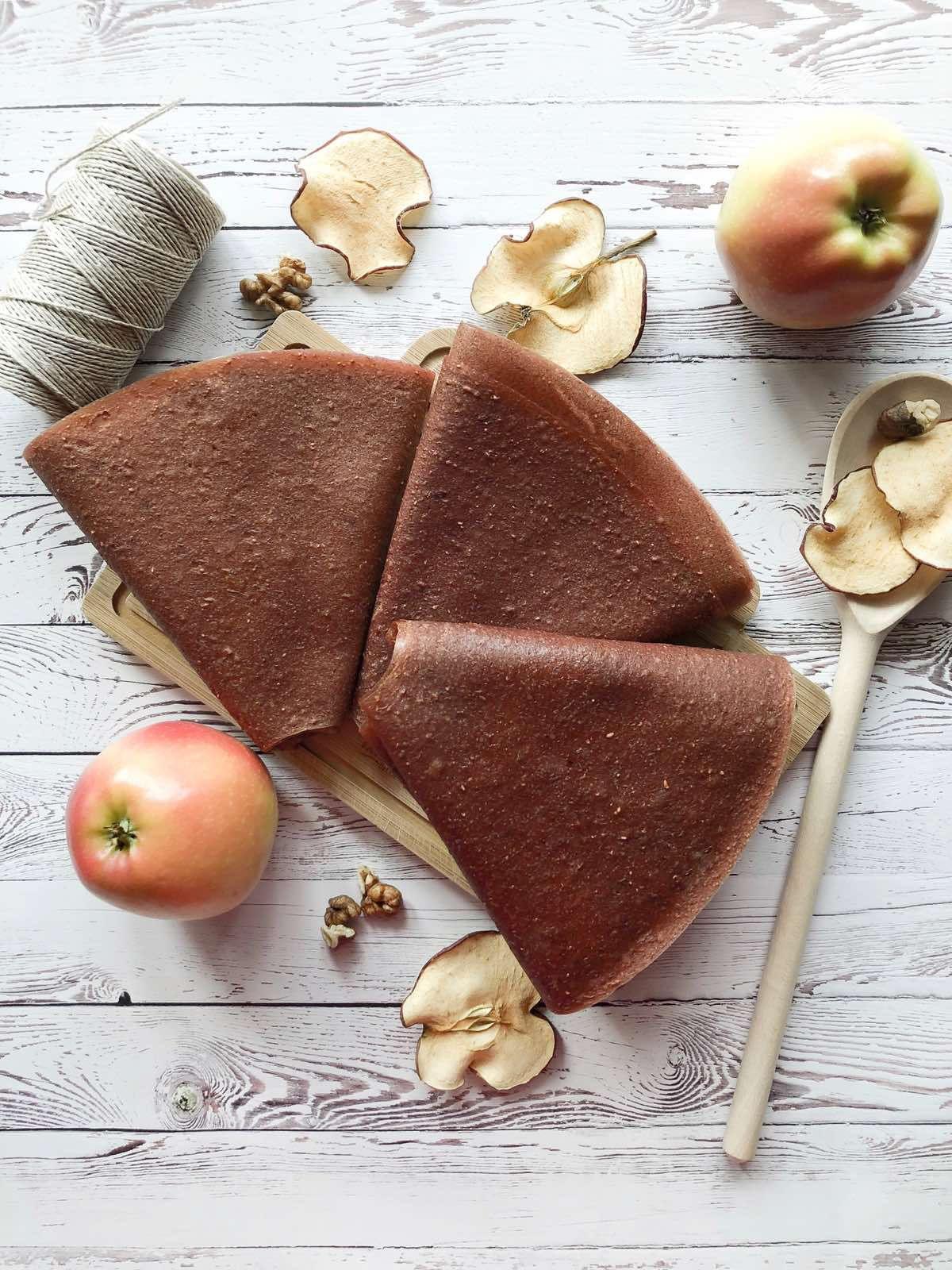 яблучна пастила домашня