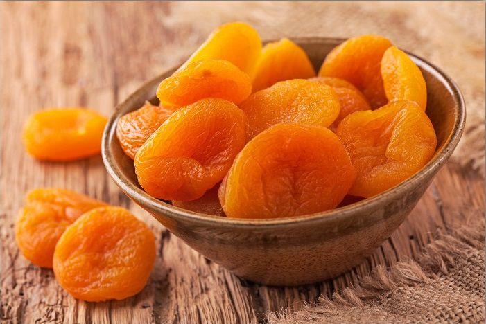 Как хранить сушеные абрикосы