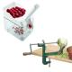 Яблокорезка, удалители косточек