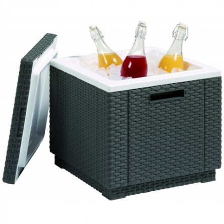 Allibert Ice Cube Anthracite