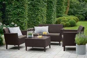 Материалы для садовой мебели