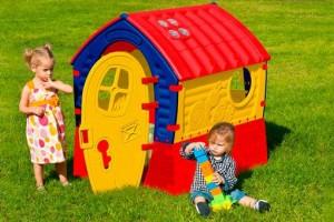 Как выбрать игровой домик для ребенка