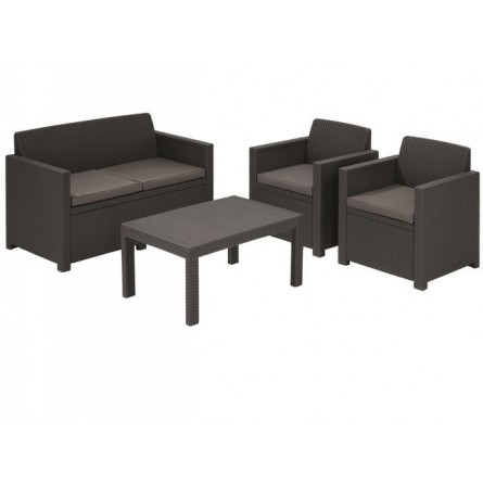 Allibert Merano set Lounge Grey