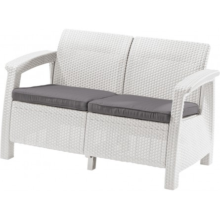 Allibert Corfu II Love seat