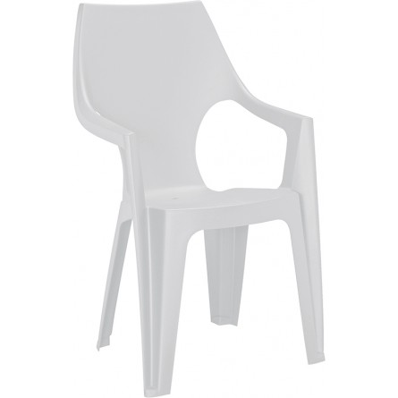 Allibert Dante Highback White