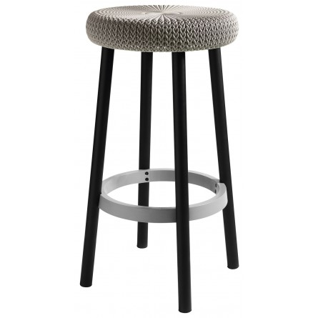 Keter Cozy Bar stool Dune