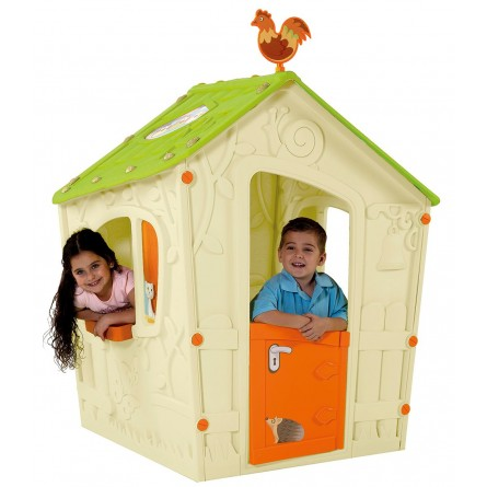 Игровой домик Keter Magic PlayHouse Beige