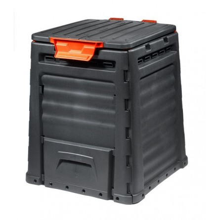 Компостер Keter Eco-Composter 320 L Black