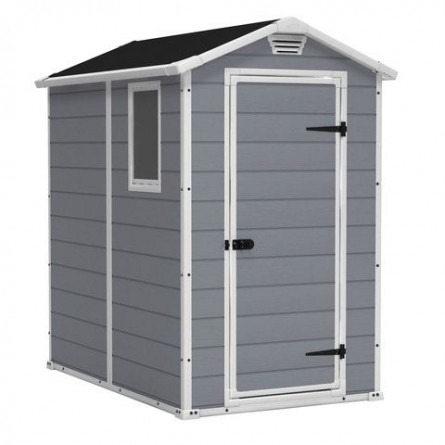 Сарай для хранения Keter Manor 4x6S серый