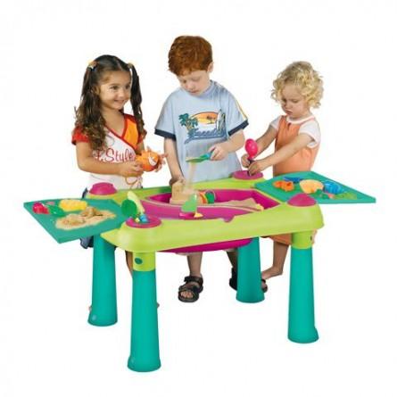 Игровой столик Keter Sand & Water