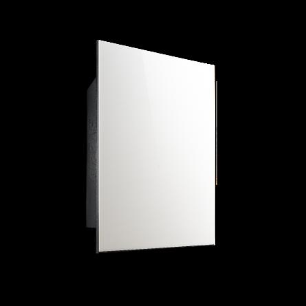 Настінна електрична панель опалювання Hybro Hybrid 375 Ivory